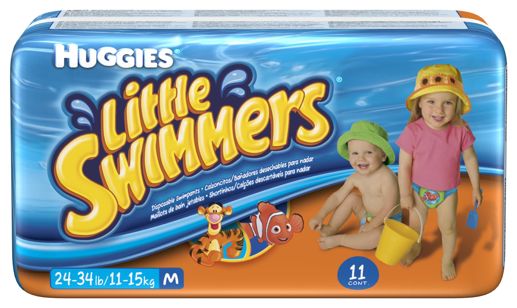 Little Swimmers M