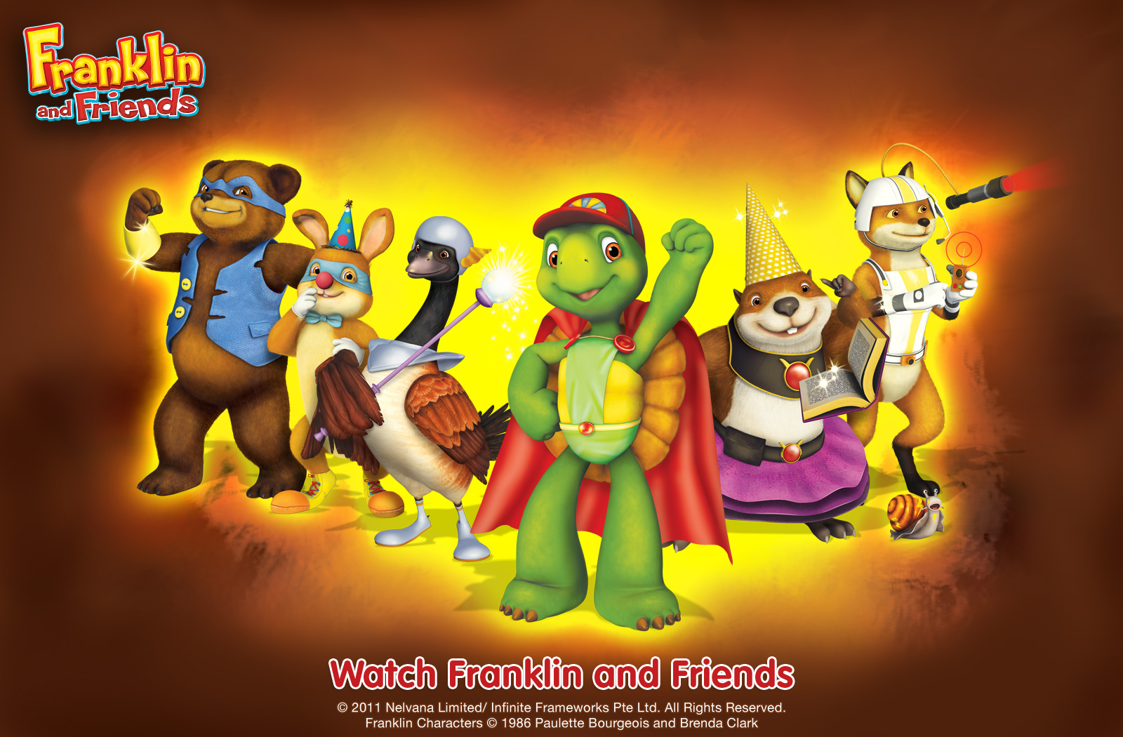 Franklin  friends