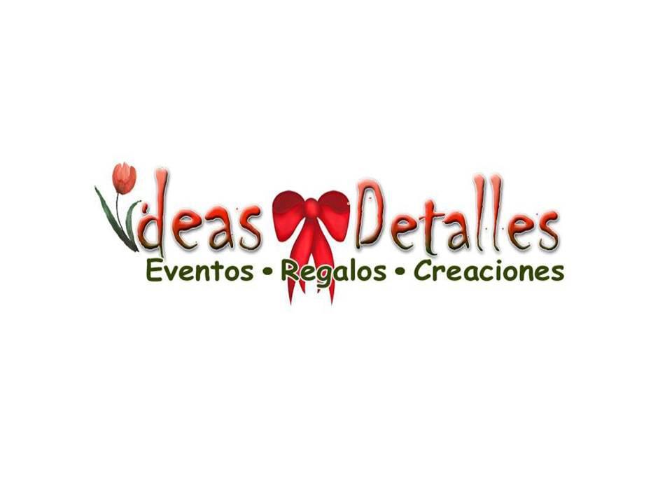 Logo Ideas  Detalles