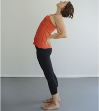 purdy Supported Standing Backbend 2