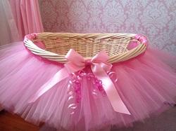 tutu basket gift