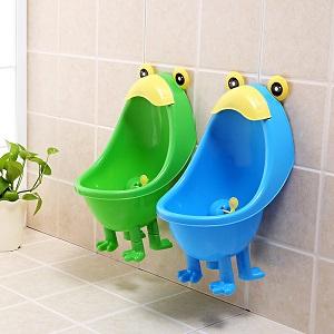 Cartoon font b Toilet b font Kids Baby Potty Urinals Boy Cute Kid Potty font b