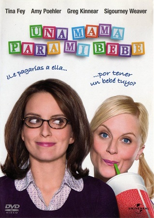 una mama para mi bebe baby mama dvd original nuevo 4570 MLA3691241853 012013 F