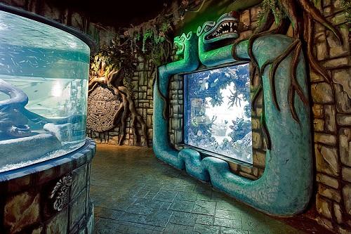 ruina azteca