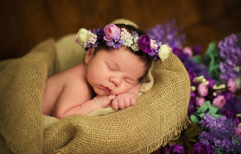 bigstock Beautiful Newborn Baby Girl Wi 119084657 780x500