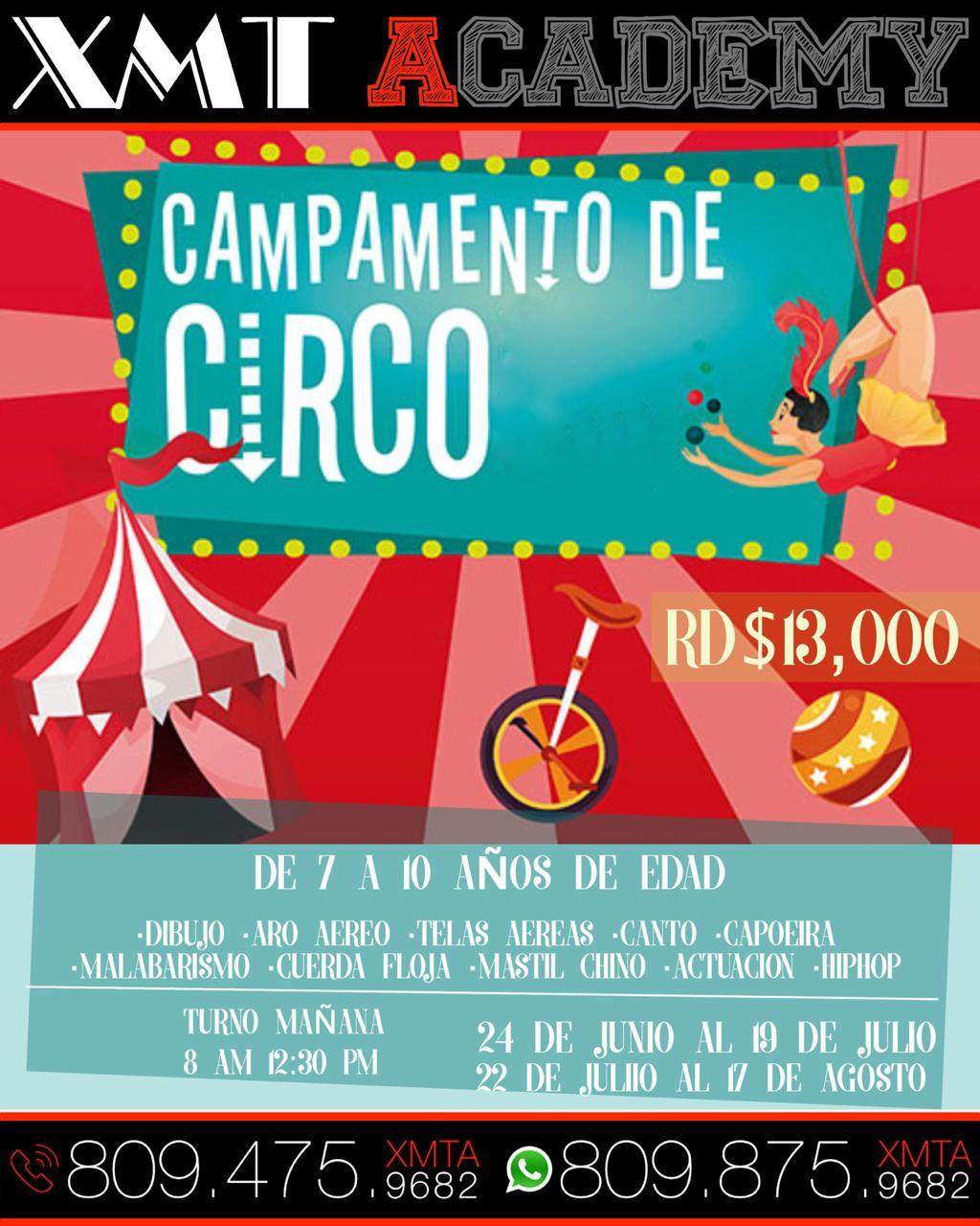 circus 7 10
