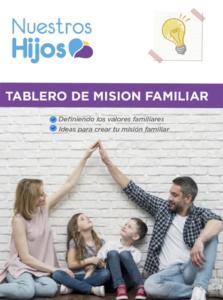 Tablero de Misión y Metas Familiares